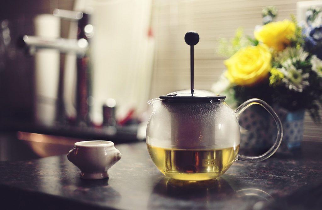 Variété de thés