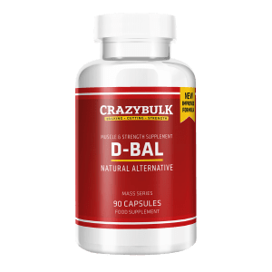 D-Bal, du dianabol efficace et légal