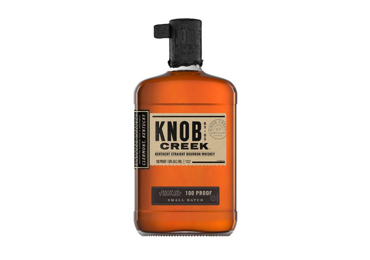 Knob Creek Kentucky Straight Bourbon Whiskey