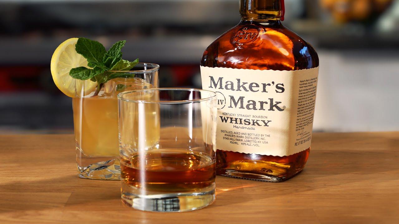 Maker's Mark S IV Kentucky Bourbon Whiskey