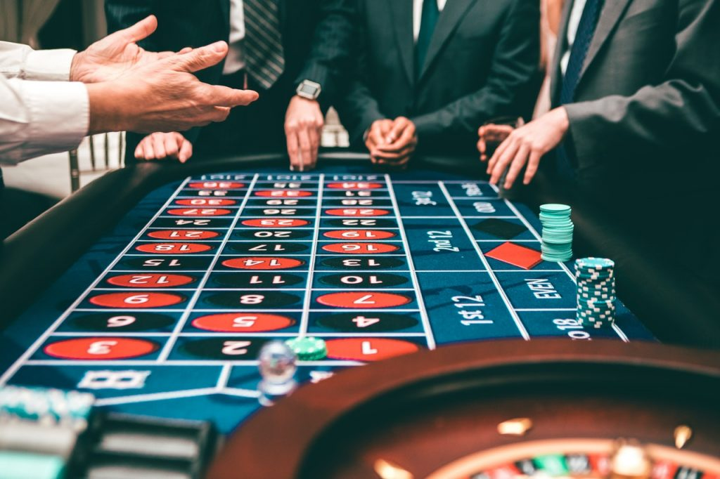 Chic pour aller au casino