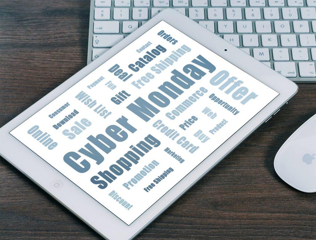 promo cyber monday