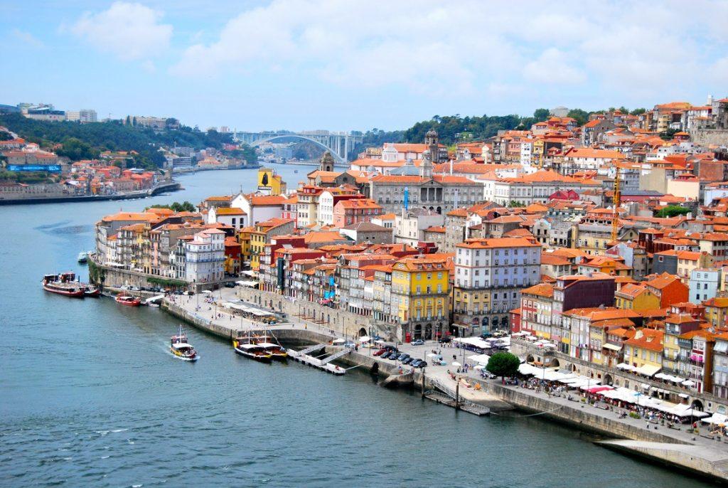 top 5 destinations porto